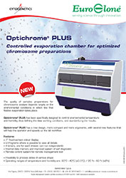Flyer Optichrome PLUS